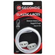 Hickory Industries 10-Second Elastic Laces