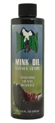 Footwear Mink Oil Leather Lotion