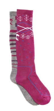 Women's Lorpen Ski Sock 2-Pack