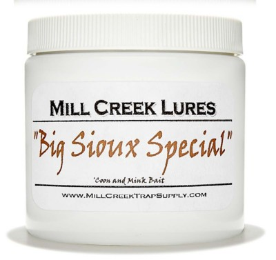 Mill Creek Lures Big Sioux Special Coon and Mink Bait