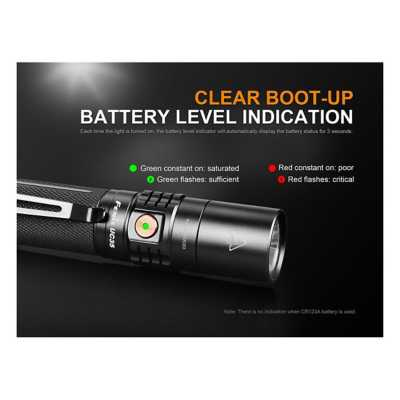 Fenix UC35 V2 USB Rechargeable  960 Lumen FlashlightFlashlight