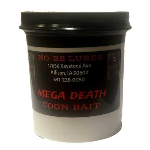 No-BS Lures Mega Death Coon Bait