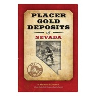 Placer Gold Deposits of Nevada Book
