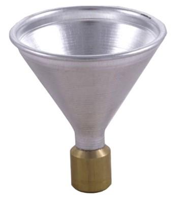 Satern No-Static Powder Funnel