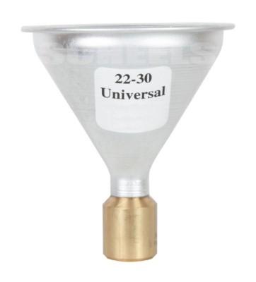 Satern Universal Powder Funnel