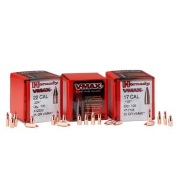 Hornady V-Max Reloading Bullets