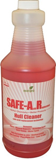 Safe Acid Replacement Bottom Cleaner