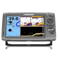 Lowrance Hook-9 Combo CHIRP with DownScan Imaging