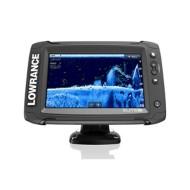 Lowrance Elite 7 Ti Touchscreen TotalScan