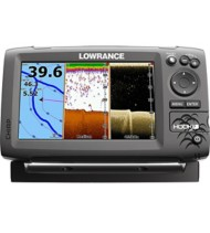 Lowrance HOOK-7 Combo Chirp with DownScan Imaging