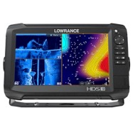 Lowrance HDS-9 Carbon with TotalScan Transducer