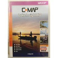 C-MAP Lake Insight HD SD Card