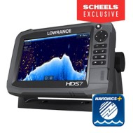 Lowrance HDS-7 Gen3 Bundle