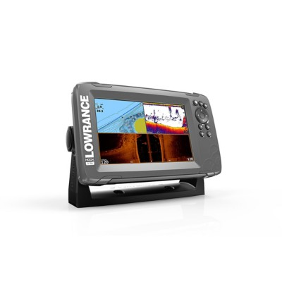 Lowrance HOOK² 7 with TripleShot Transducer and US Inland Maps