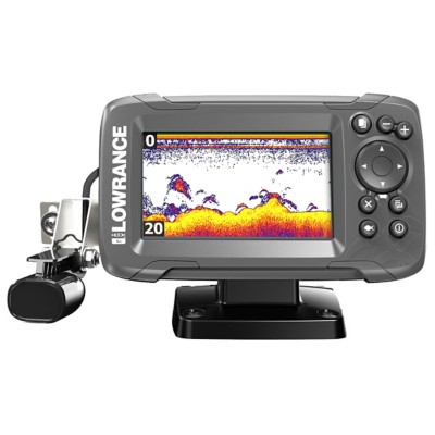 Lowrance HOOK² 4x with Bullet Skimmer Transducer