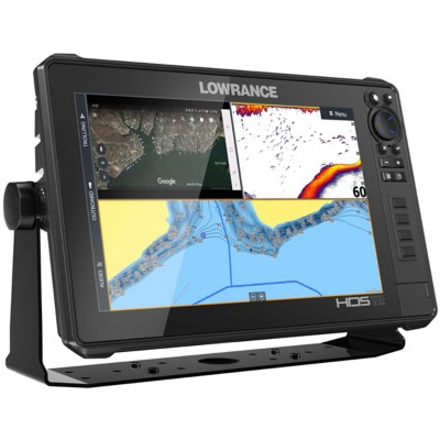 Lowrance HDS-12 LIVE Fish Finder No Transducer Model