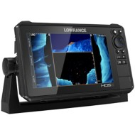 Lowrance HDS-9 LIVE Fish Finder No Transducer Model