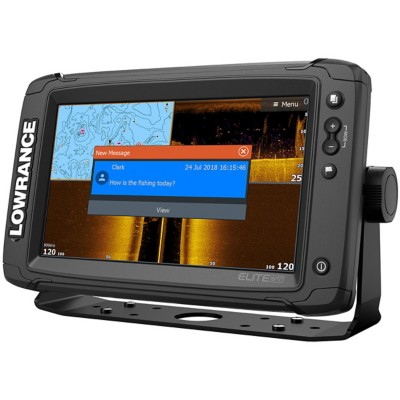 Lowrance Elite Ti² Fishfinder with Active Imaging