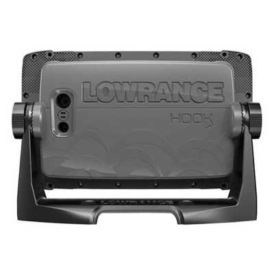 Lowrance HOOK² 7 with SplitShot Transducer and US Inland Maps