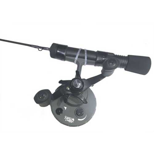 Scheels Outfitters Guide Inline Ice Spinning Combo