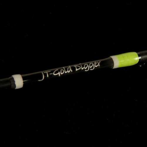 JT Outdoors Gold Digger Split Grip Ice Rod