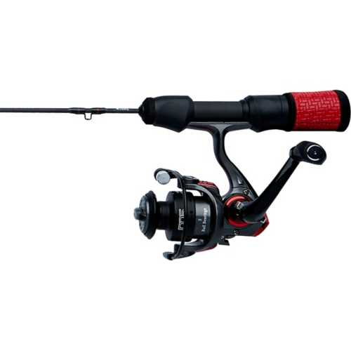 Scheels Outfitters NOS Ice Spinning Combo