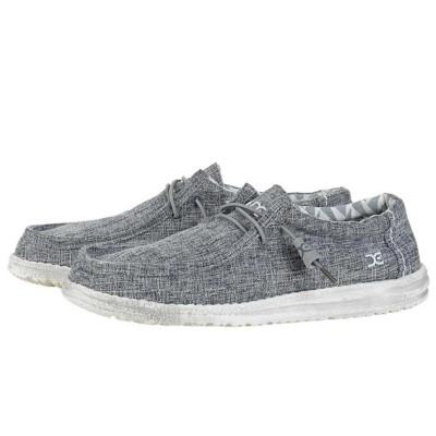 Men's Hey Dude Wally Linen Shoes