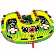 Wow Watersports Zelda 3 Person Sister Towable Tube