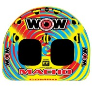 Wow Watersports Macho 2 Towable Tube