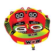 Wow Watersports Go Bot 2 Person Tube