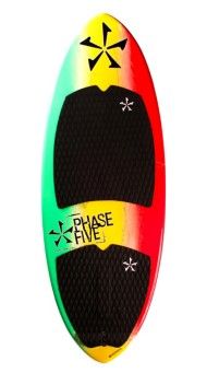 "Phase Five 2018 Oogle  4'10"" Wakesurf Board"