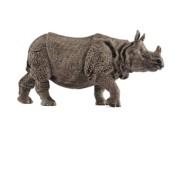 Schleich Indian Rhinoceros Figurine