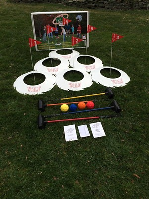 Yolf Standard 6 Hole Set