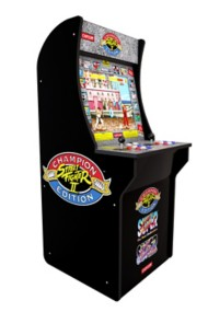 Arcade1UP Street Fighter II Home Arcade Game