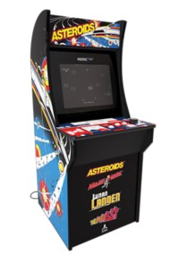 Arcade1UP Asteroids Home Arcade Game