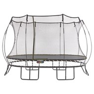 Springfree 8x13' Large Oval Trampoline with Safety Enclosure