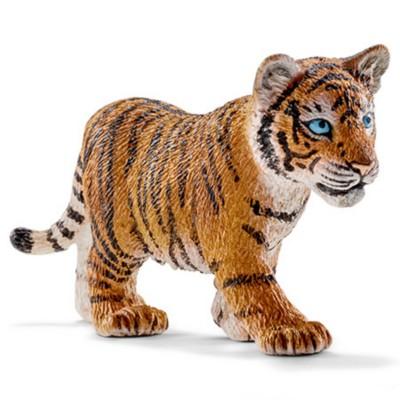 Schleich Standing Tiger Cub Toy