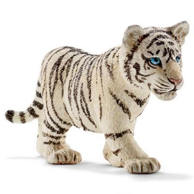 Schleich White Tiger Cub Toy