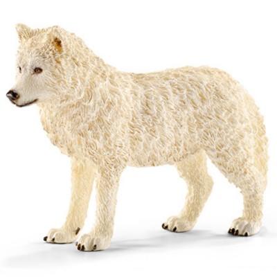 Schleich Arctic Wolf Toy