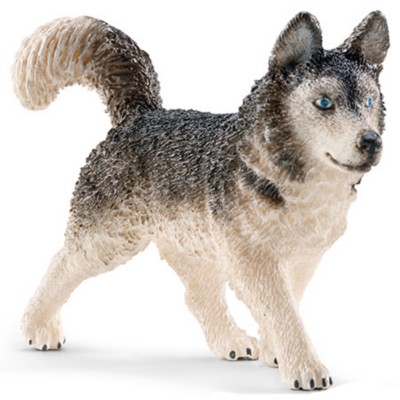 Schleich Husky Toy