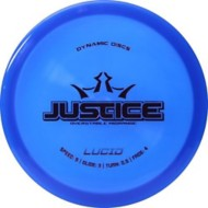 Disc Unlimited Justice - Lucid