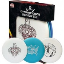 Dynamic Discs Marvel Prime 3 Piece Set
