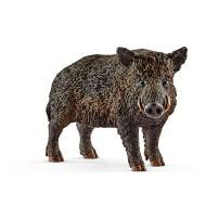 Schleich Wild Boar Figurine