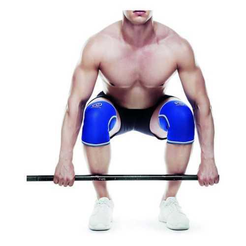 Rehband Blue Line Knee Sleeve