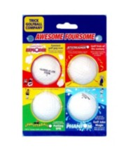 Trick Golfball Company Trick Golf Balls