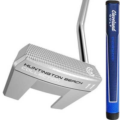 Men's Cleveland Golf Huntington Beach 11 Putter O/S Grip