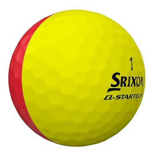 Srixon Q-Star Tour Divide Golf Balls