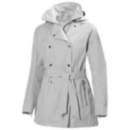 Women's Helly Hansen Welsey Trench Rain Jacket