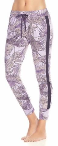 Women's Maaji Vibrations Palms Lilac Jogger