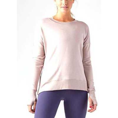 Women's Glyder Lounge Long Sleeve Shirt